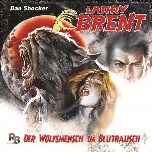 Der Wolfsmensch im Blutrausch Titelbild