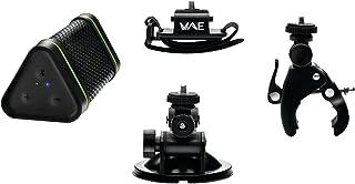 Hercules WAE Outdoor BTP04 Adventure Pack IP64-Certified Bluetooth Speaker (Black)