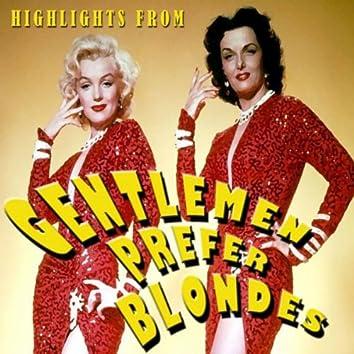 Highlights from Gentlemen Prefer Blondes