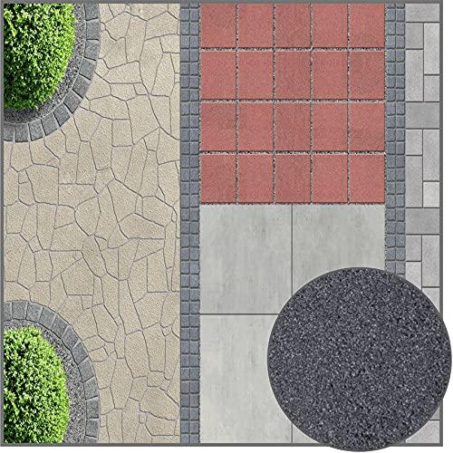 Terralith Drän Pflasterfugenmörtel 26 kg -basalt-