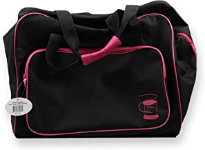 Groves - Bolsa para máquina de Coser, Color Rosa