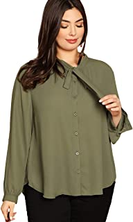 Best women's plus size blouses for work Reviews