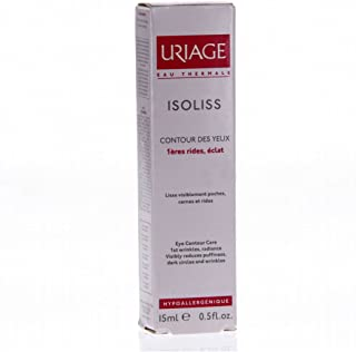 Uriage Isoliss Eye Contour Care for Wrinkles, 15 ml