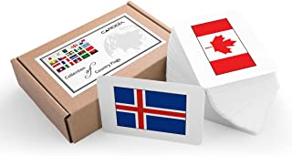 Best world flags flashcards Reviews