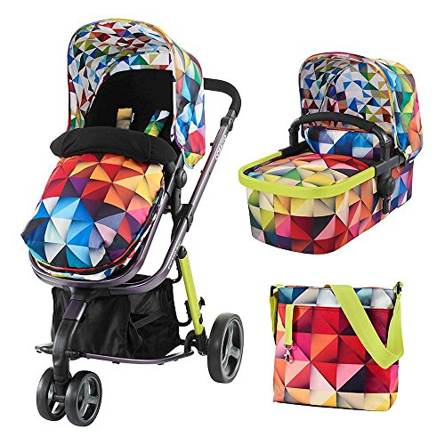 Cosatto Giggle 2cochecito de bebé y carrito de bebé (spectroluxe)