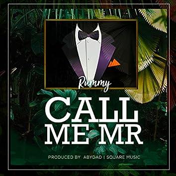 Call Me Mr.