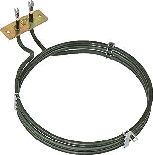 Spares2go elemento calefactor eléctrico para Rosieres Ventilador Horno/Cocina (2500W)