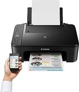 Canon Pixima, 3in1, Wireless Inkjet Color Printer, Black TS3340
