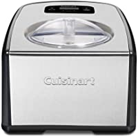 Deals on Cuisinart ICE-100 Compressor Ice Cream and Gelato Maker 1-1/2-Quart