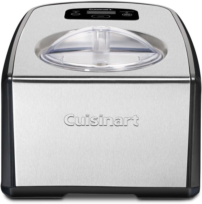 Cuisinart (ICE-100) 1-1/2-Quart Compressor Ice Cream and Gelato Maker