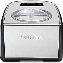 Cuisinart Ice-100Compresseur machine à crème glacée et Gelato