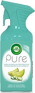Air Wick Desodorisant Maison Aérosol Pure Melon et Concombre 250 ml