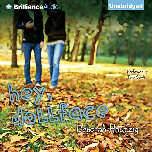 Hey, Dollface audiobook cover art