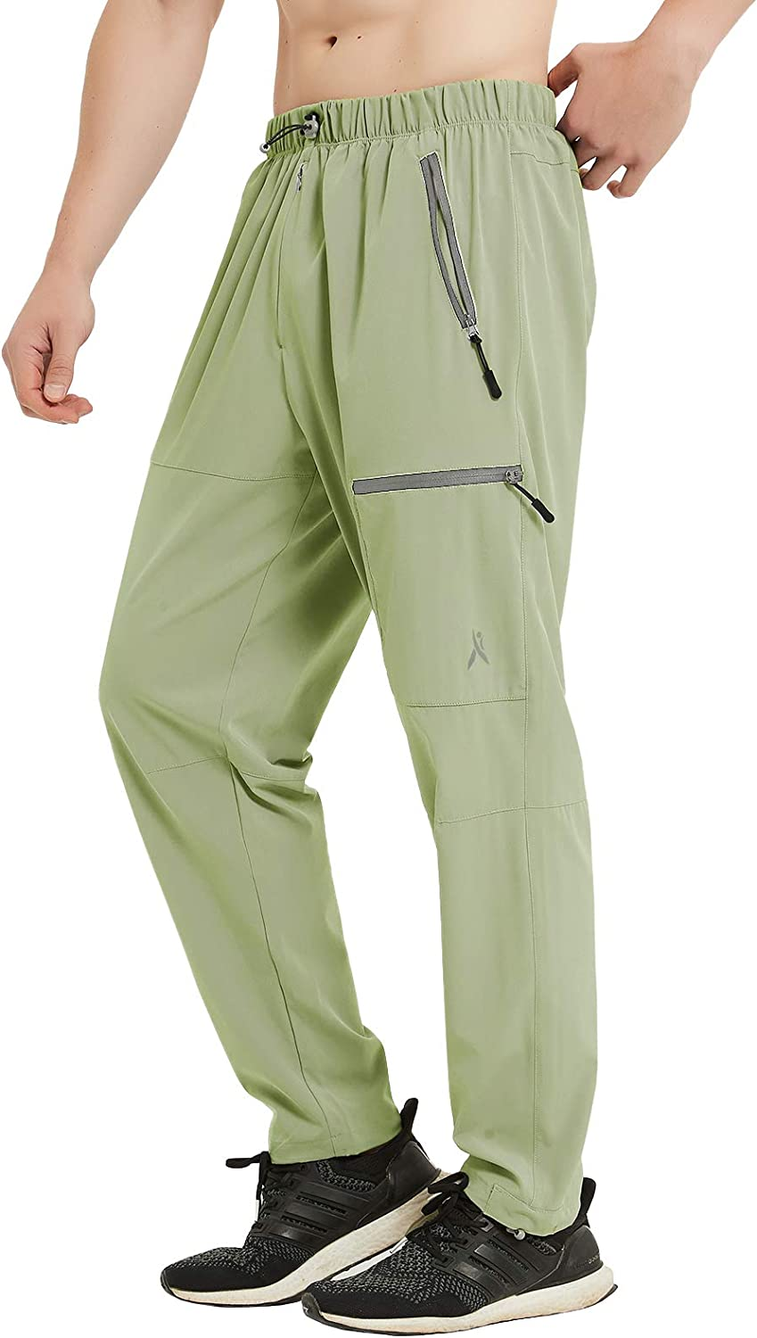 PRIESSEI Men's Quick Dry Hiking Pants Breathable Outlet SALE lowest price L Workout