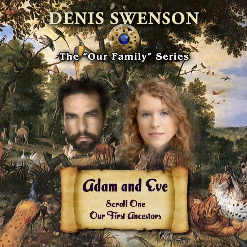 Adam and Eve audiobook cover art