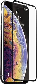 واقي شاشة 3 دي من جست موبايل - 6. انش - لهتف ايفون XS ماكس - واقي شاشة احترافي بتغطية كاملة