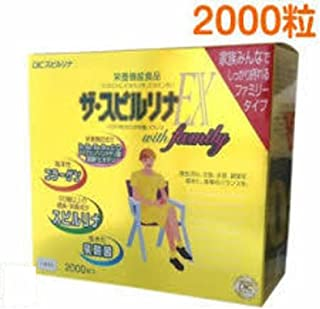 ザ・スピルリナEX 1000粒×2本入り