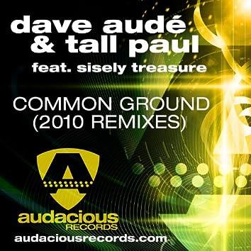 Common Ground (Audé & Garcia Radio Edit)
