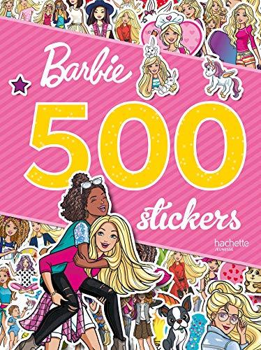 Barbie - 500 stickers
