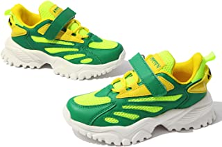 Sponsored Ad - Rollepocc Boys Girls Shoes Tennis Running Lightweight Breathable Sneakers for Kids