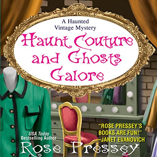 Haunt Couture and Ghosts Galore cover art