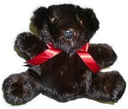 FursNewYork Handmade Mink Fur Teddy Bear