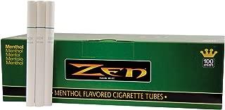 Zen Menthol 100mm Cigarette Tubes (200 Ct/box) 1 Box