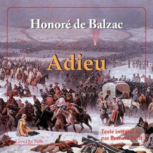 Adieu audiobook cover art