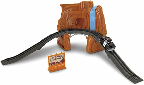 Fisher Price GeoTrax Cars Sheriff's Lookout Mountain by Fisher-Price