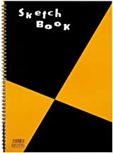 Maruman ZUAN Sketchbook 13.86 x 9.88 Inches (B4), Unruled, 24 pages (S120)