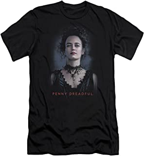 Penny Dreadful Vanessa Slim Fit Unisex Adult T Shirt for Men and Women