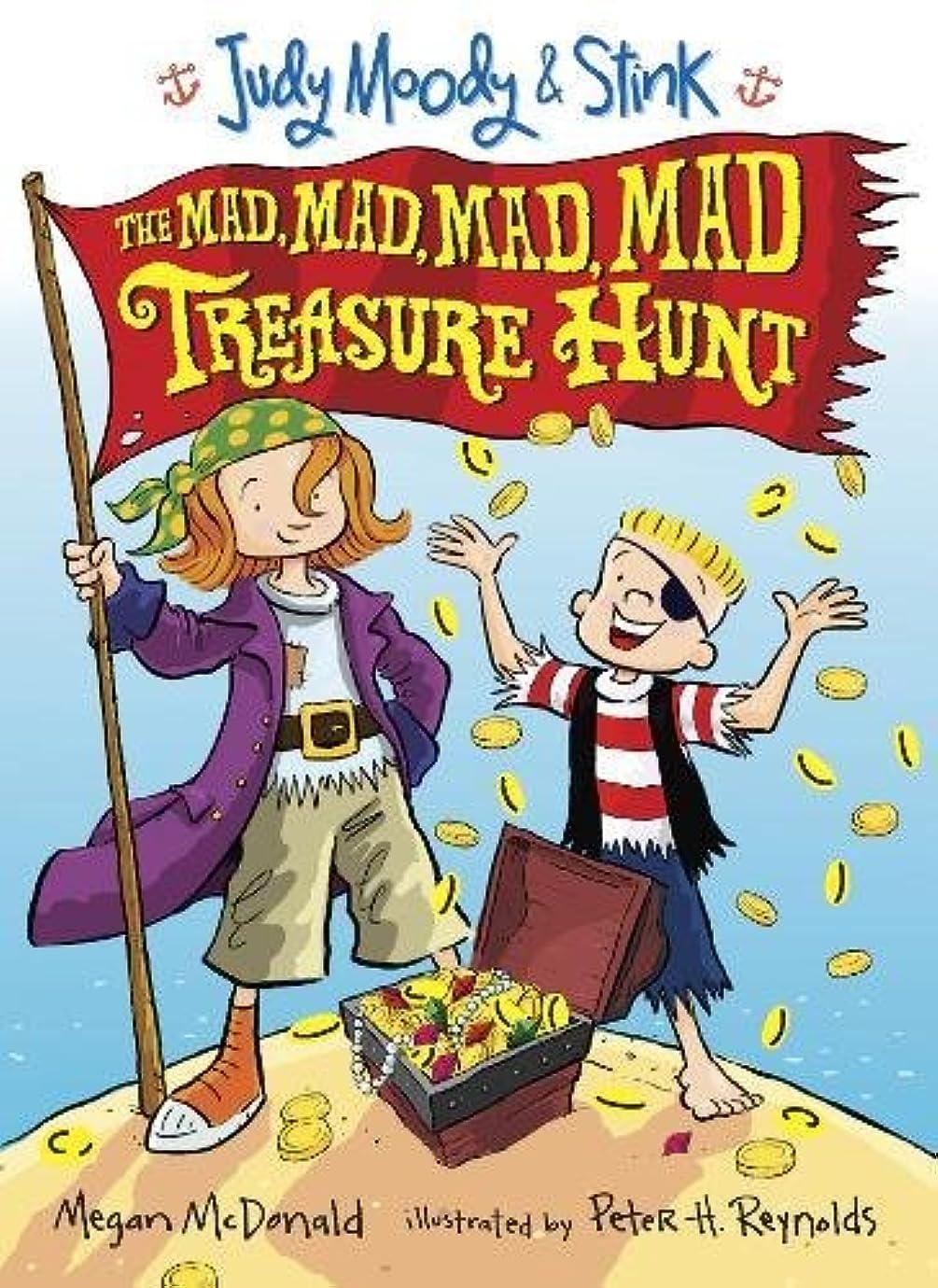 非公式関与するすりJudy Moody and Stink: The Mad, Mad, Mad, Mad Treasure Hunt (Judy Moody & Stink)