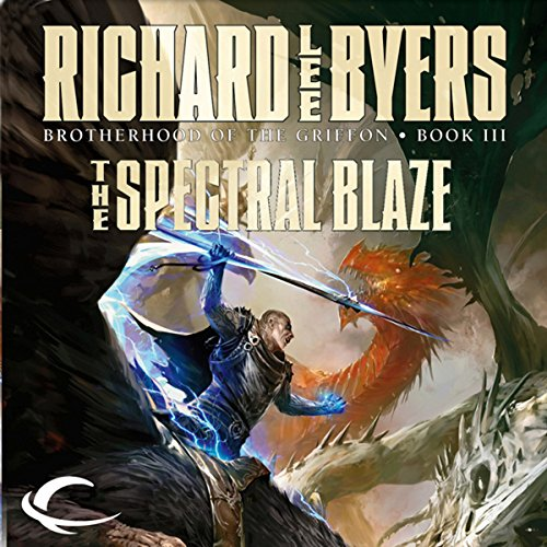 The Spectral Blaze cover art