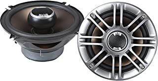 Polk Audio DB521 5.25-Inch Coaxial Speakers (Pair, Silver) photo