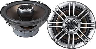 Polk Audio DB521 5.25-Inch Coaxial Speakers (Pair, Silver)