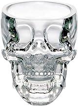 LIHOPK Crystal Skull Head Copa De Vino Vodka Vino Cerveza Whisky Shot Cup Bar Inicio/Fiesta Artículos para Beber Artículos Al por Mayor
