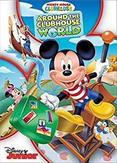 Disney Mickey Mouse Clubhouse: Around The Clubhouse World