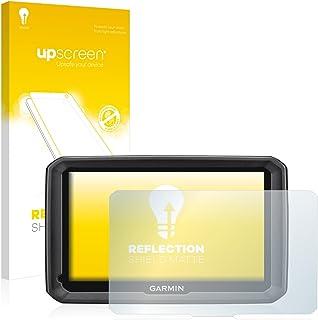 upscreen Protector Pantalla Mate Compatible con Garmin dezl 770 LMT-D Película