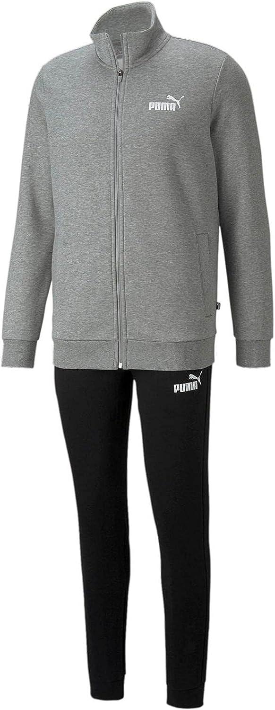 PUMA Clean Sweat Suit Fl Chándal Hombre