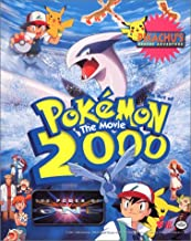 Pokemon 2000: the First Movie (Art of Pokemon)