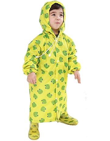 62429756b39959 【Ludus Felix】レインコート キッズ 子供 男の子 女の子 レインウェア 雨具 カッパ