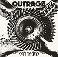Outrage - Outraged (CD+DVD) [Japan LTD CD] UICE-9093 by Outrage (2013-06-05)