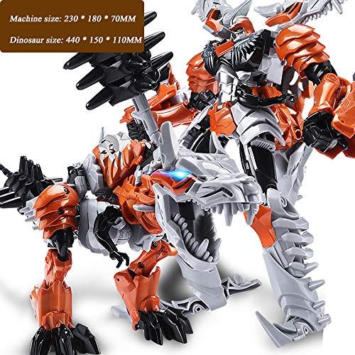 Homejuan Transformers 5 SHF La Figura De Acción Juegos De Construcción para Los Niños De 70~100 MM Grimlock