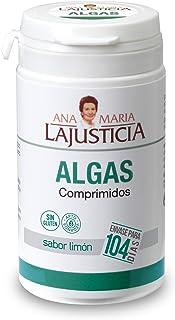 Ana Maria Lajusticia - Algas – 104 comp (sabor limón).