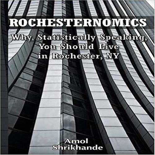 Rochesternomics audiobook cover art