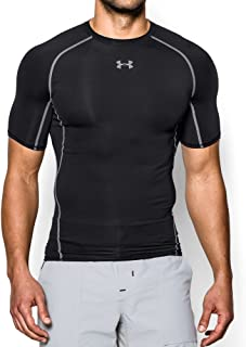 Under Armour Men's HeatGear Armour Short Sleeve Compression T-Shirt