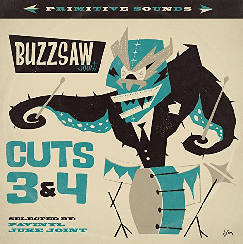 Buzzsaw Joint Cut 3 + 4