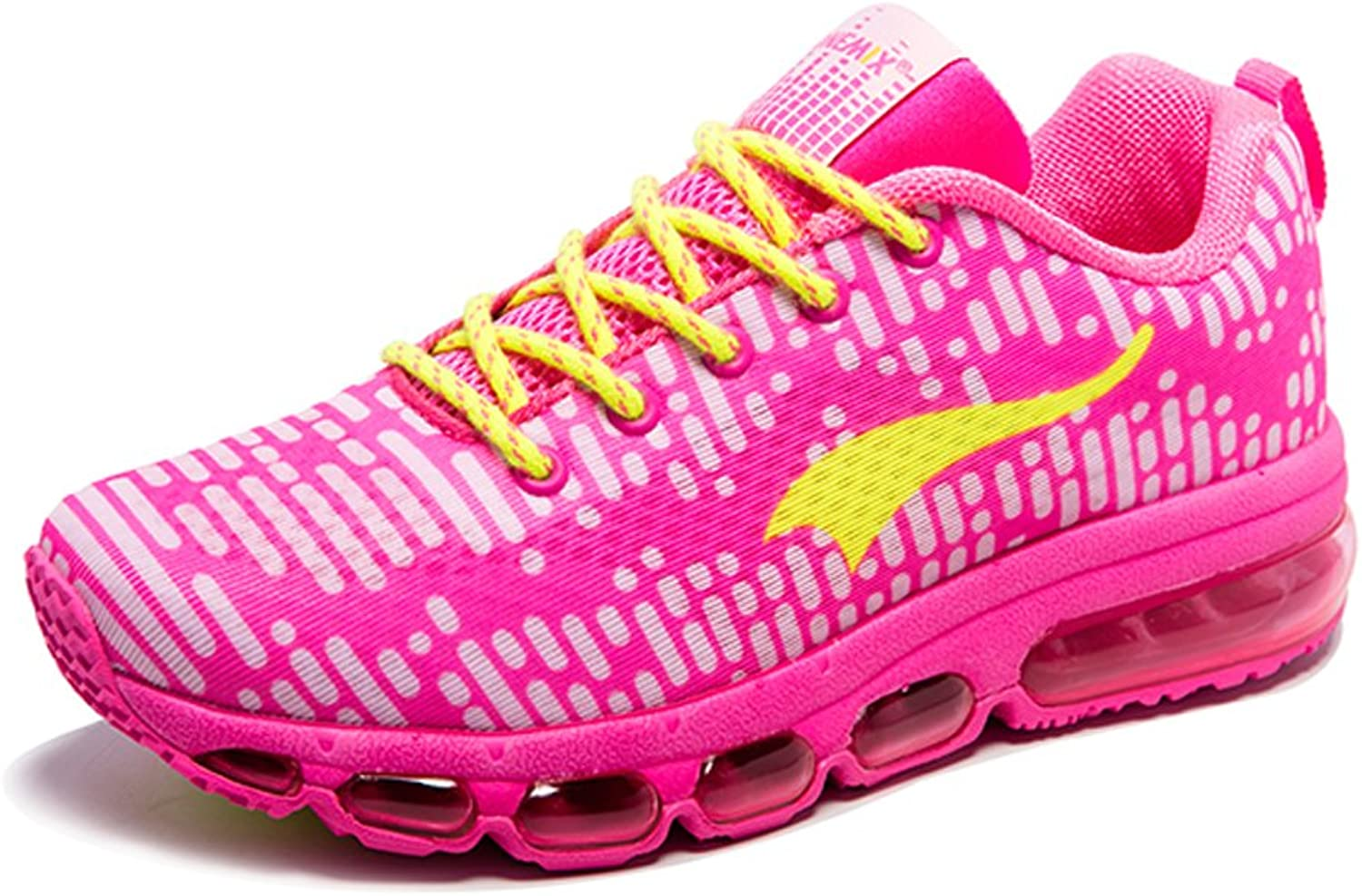 Cool Sports shoes Running Breathable Mesh Outdoor Sneaker Lace Up shoes Size EU 35-45