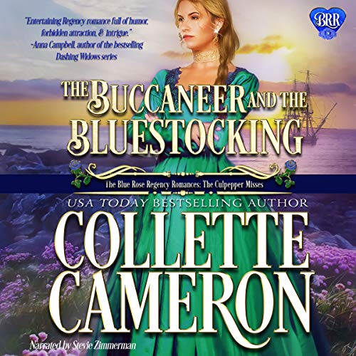 The Buccaneer and the Bluestocking cover art
