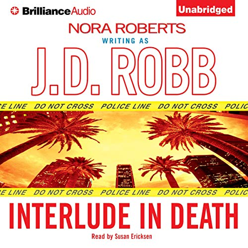 Couverture de Interlude in Death